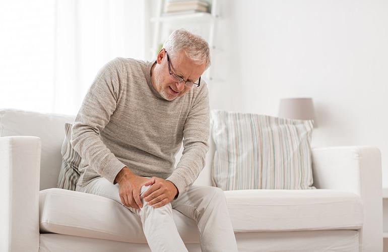 درمان زانودرد افراد مسن