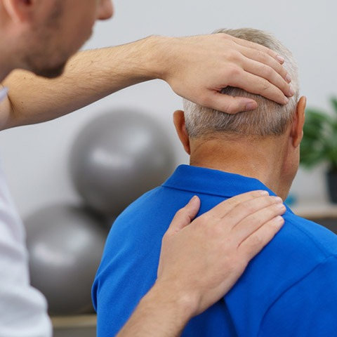 درمان-درد گردن