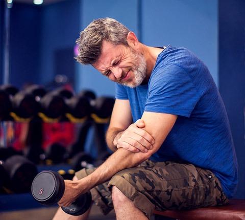 elbow pain | درد آرنج